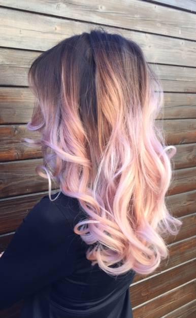 PINK HAIR 2017